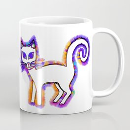 Any cat is a cat from his whiskers to his tail... Coffee Mug