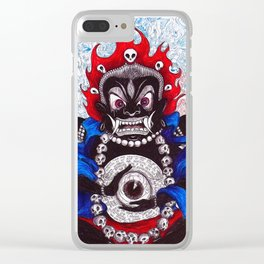 ASURA Clear iPhone Case