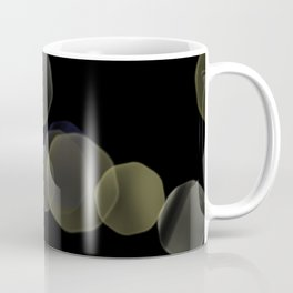 Night lights pattern Coffee Mug