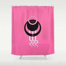 ENCOUNTER - God Shower Curtain