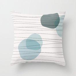 Coit Pattern 24 Throw Pillow
