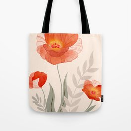 Summer Flowers II Tote Bag