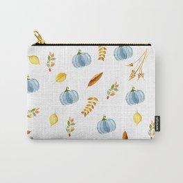 My Blue Pumpkin Carry-All Pouch