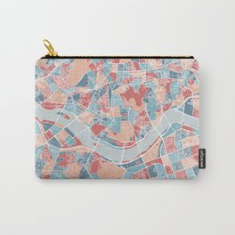 Seoul map Carry-All Pouch