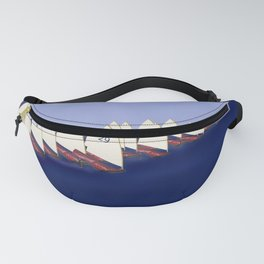 In May, May's Regatta - shoes stories Fanny Pack