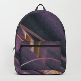 Palmetto Abstract Curl Backpack