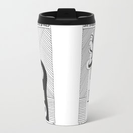 Love Embracing the Possibilities of Itself / 1991: The Booth Philosopher Series Travel Mug