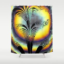 The Sunrise Shower Curtain