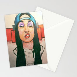 Thuggin Stationery Cards