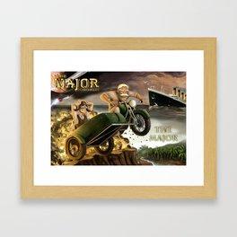 Major Chronicles The Major Framed Art Print