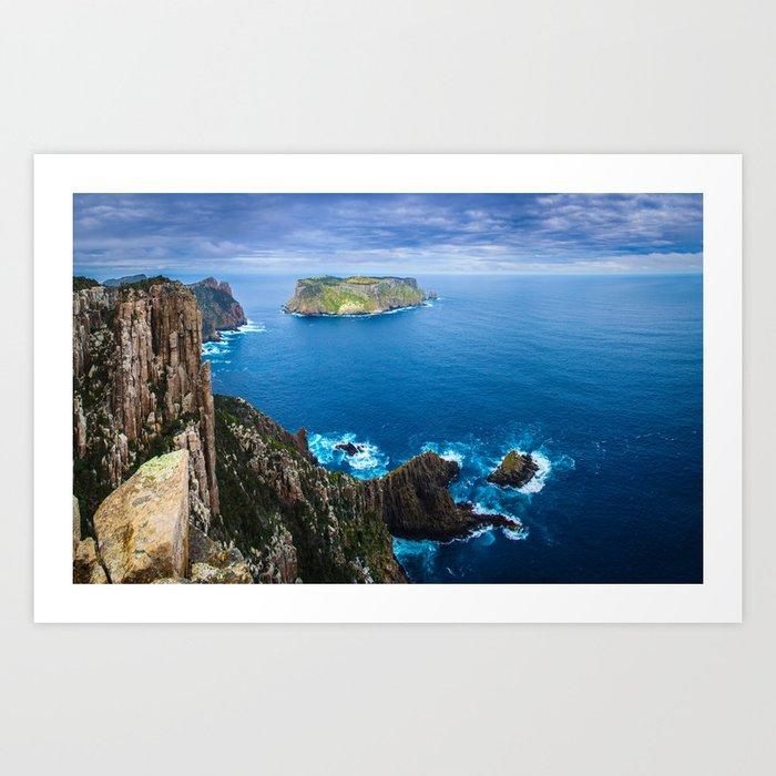 Tasman Island Art Print