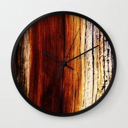 Lightning Struck Wall Clock