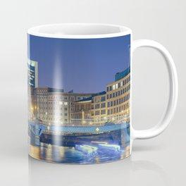 Berlin. Spree at night Coffee Mug