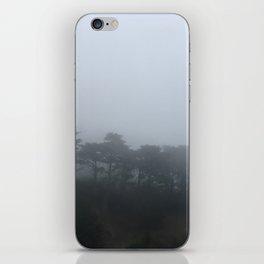 Fog in San Francisco iPhone Skin