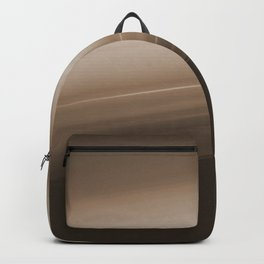 Sepia Brown Ombre Backpack