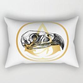 Origins of the Creed Rectangular Pillow