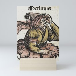 Merlin Mini Art Print