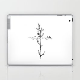 John 13:7 Cross Laptop & iPad Skin