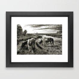 Amazin Grazin Framed Art Print