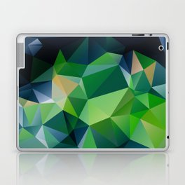 Triangles of the Cosmos Laptop & iPad Skin