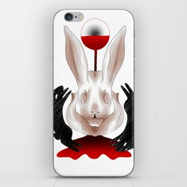 What is, is What Must Be iPhone Skin
