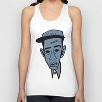 tyler the creator Tank Tops featuring Tyler, The Creator by Nobody People