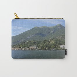 View of Tremezzo and Villa Carlotta on Lake Como, Italy Carry-All Pouch