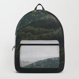 The mountain is breathing Backpack