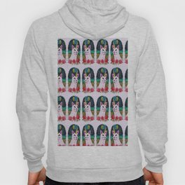 cat unicorn squad Hoody