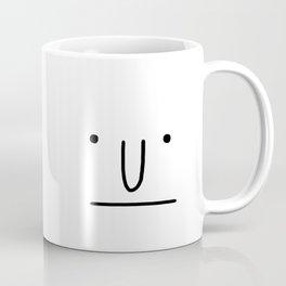 Classic Face Coffee Mug
