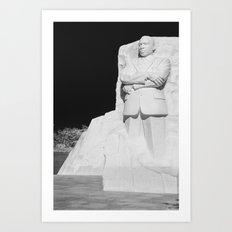 A Man to Remember Art Print