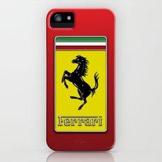 FERRARI LOGO for Iphone Slim Case iPhone (5, 5s)