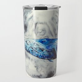 Lunar whale Travel Mug