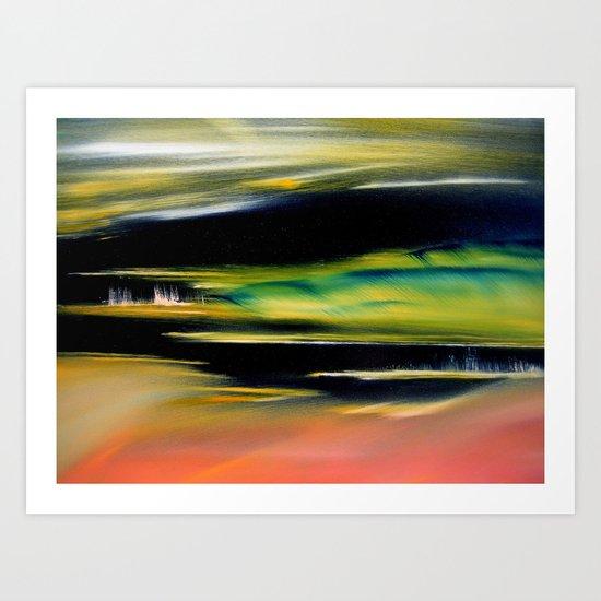 Wilderness 3 Art Print