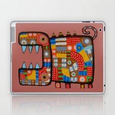 Dog hippo Laptop & iPad Skin