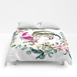 Decorate your home or office with one of our Rooster Gifts Comforters