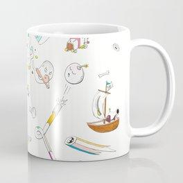 Cartoon Violence Coffee Mug