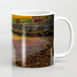 Porth Wen Brickworks Sunset Coffee Mug