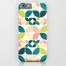 Rose Garden Pattern iPhone 6 Slim Case