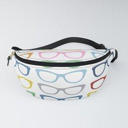 Glasses #3 Fanny Pack