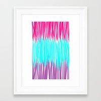 artsy Framed Art Prints featuring Artsy by amalchristine