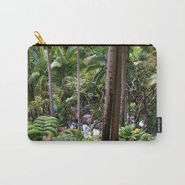 Hawaiian Jungle Carry-All Pouch