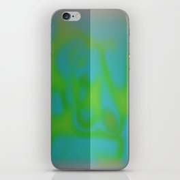 Yellow Color Leak iPhone Skin