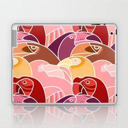 Beaky Birds Laptop & iPad Skin