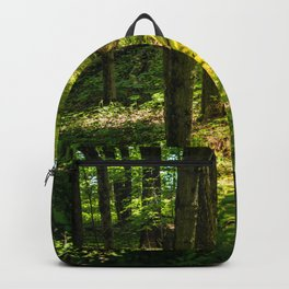Finding the Light in the Darkness Backpack