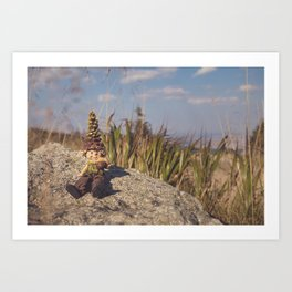 Wood Elf Art Print