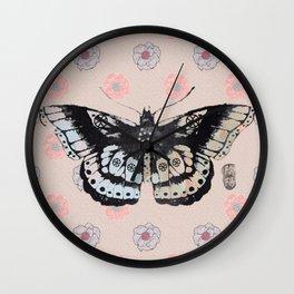 Hermaphrodite Wall Clock