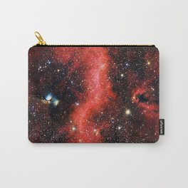 Pink Galaxy Carry-All Pouch