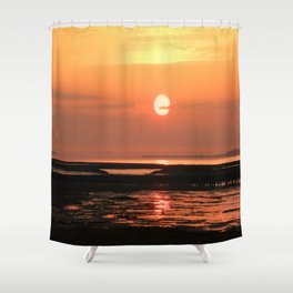 Feelings on the sea, Shower Curtain