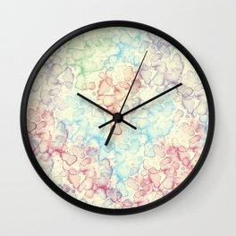 Abstract VI Wall Clock